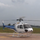 600-as méretű scale Ecureuil AS350